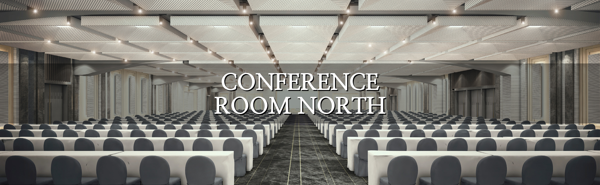 CONFERENCE ROOM NORTH 바로가기